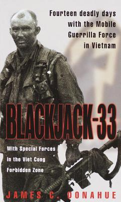Blackjack-33 By Donahue, James C.